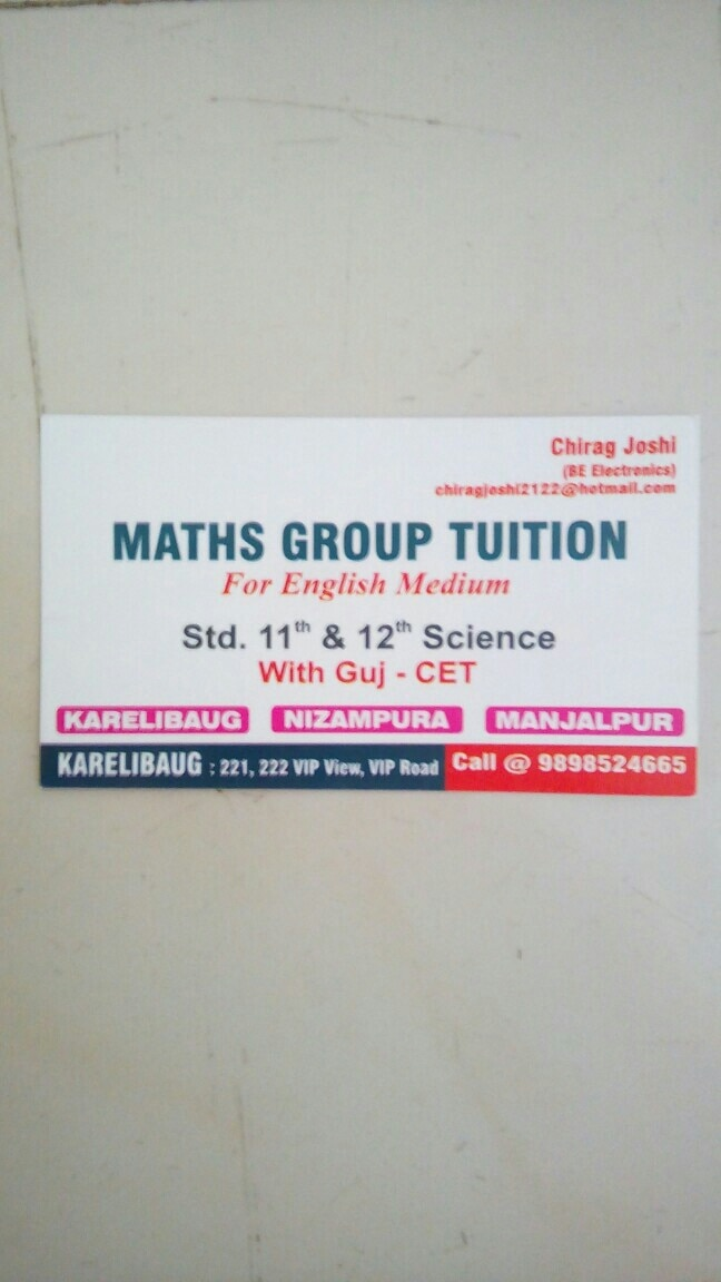 Mathsgrouptuition