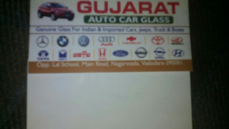 Gujarat Auto Car Glass