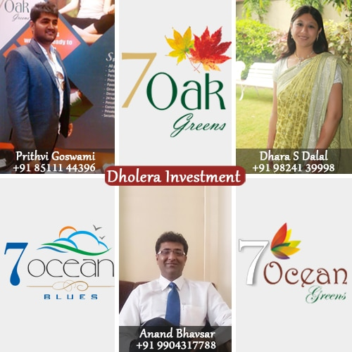 Dholera Smart City Residential Plots