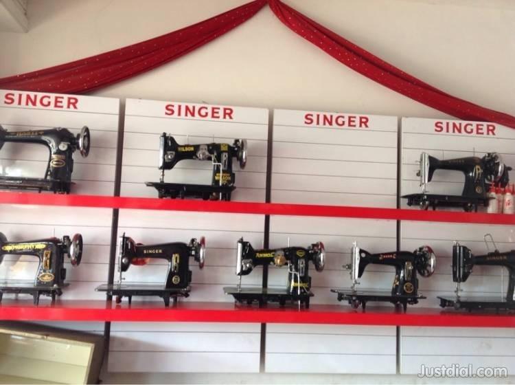 Tejas Sewing Machines