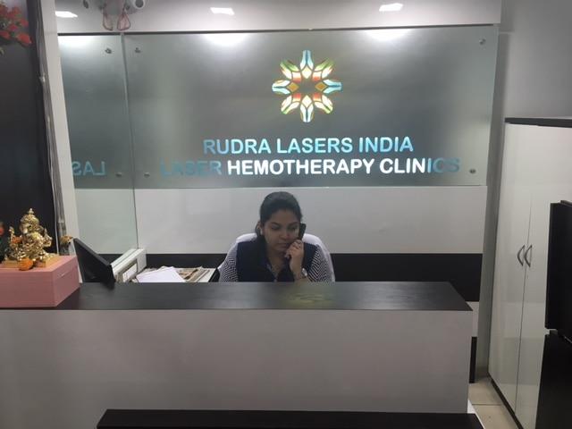 Rudraa Laser Hemotherapy Clinics