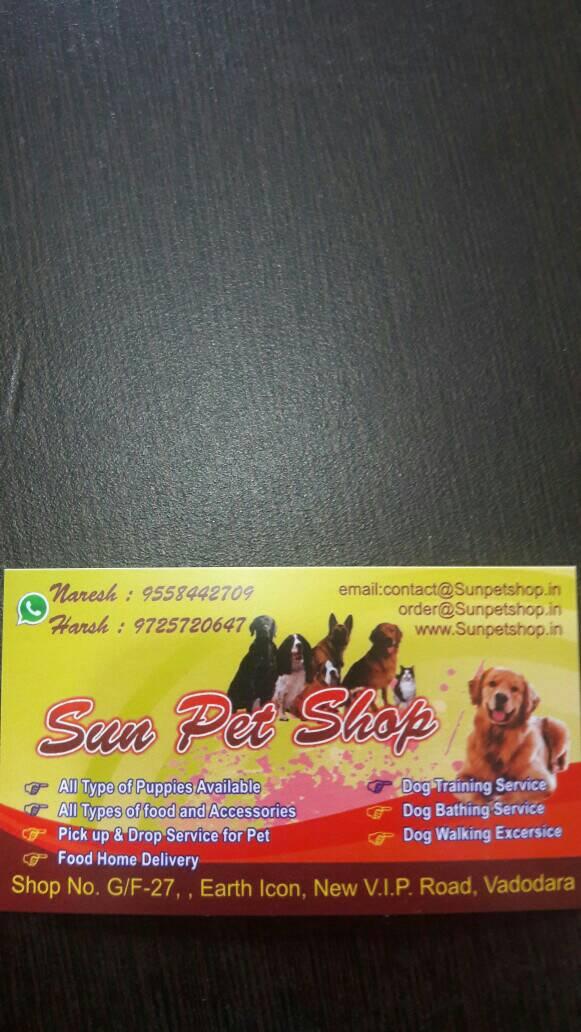 Sun Pet Shop