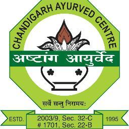 Logo of Chandigarh Ayurved Centre Call 9780000837