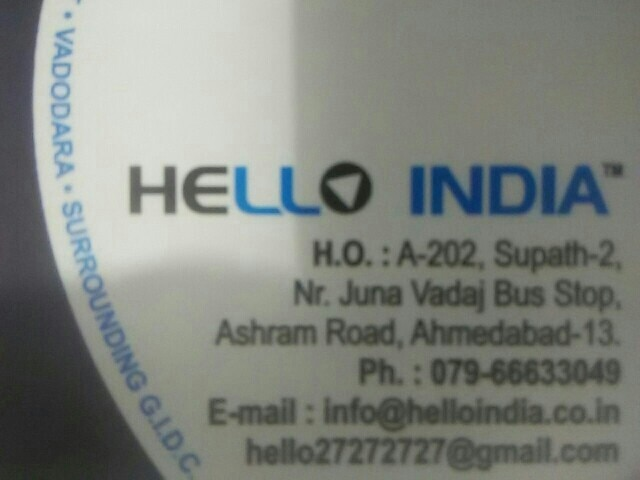 Hello India Pages | www.helloindia.co.in