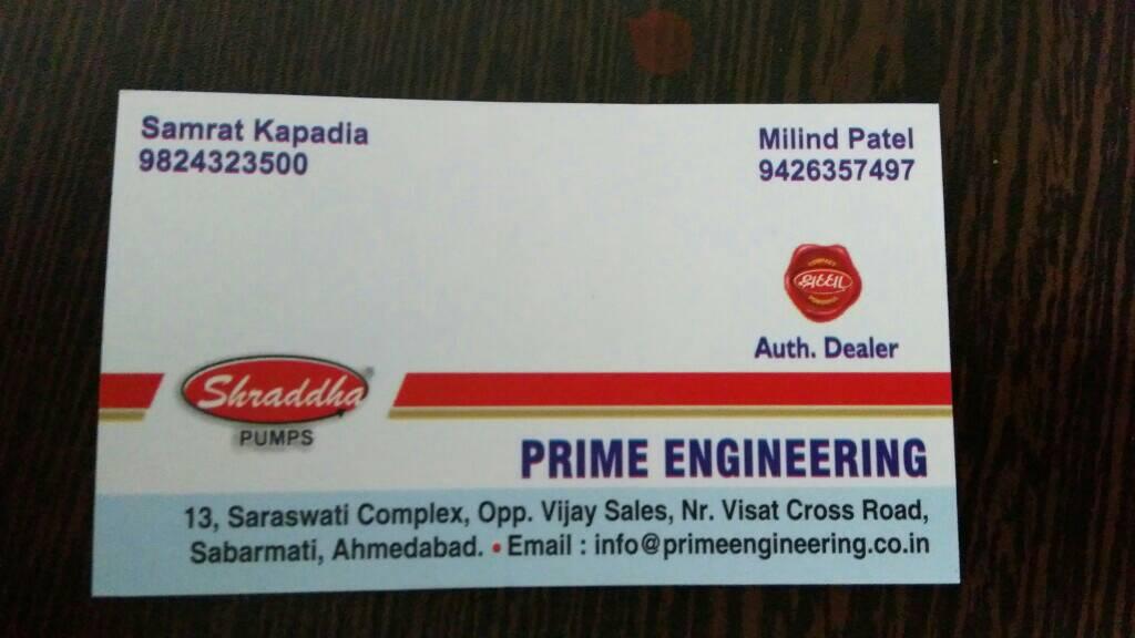 Prime Engineering