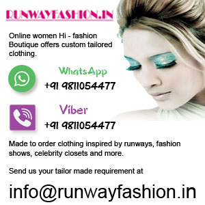 RunwayFashion.in - Made To Measure Clothing.