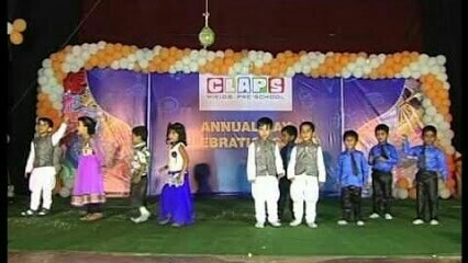 Claps Wikids Pre School, Old Hafeezpet,  Opposite Devi Homes , Miyapur