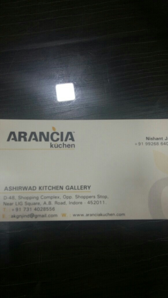 Ashirwad Kitchen Gallary
