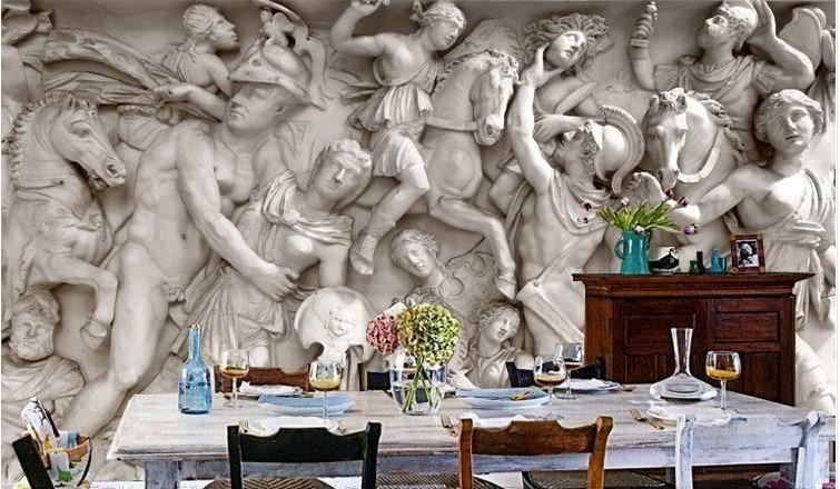 Images arihant design in gurgaon for 3d mural art in india