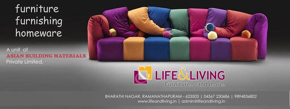 LIFE AND LIVING 9894836802
