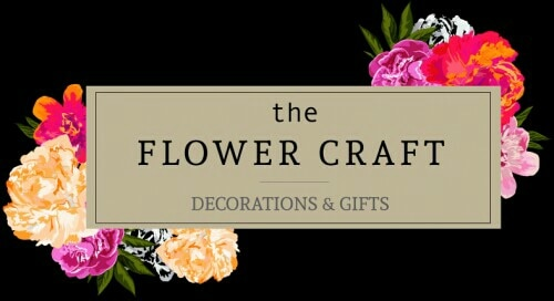 The Flower Craft Decorations
