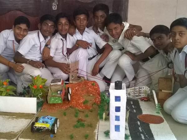 Srtech Robo Club - Robotics Classes in Chennai | Robotics Courses