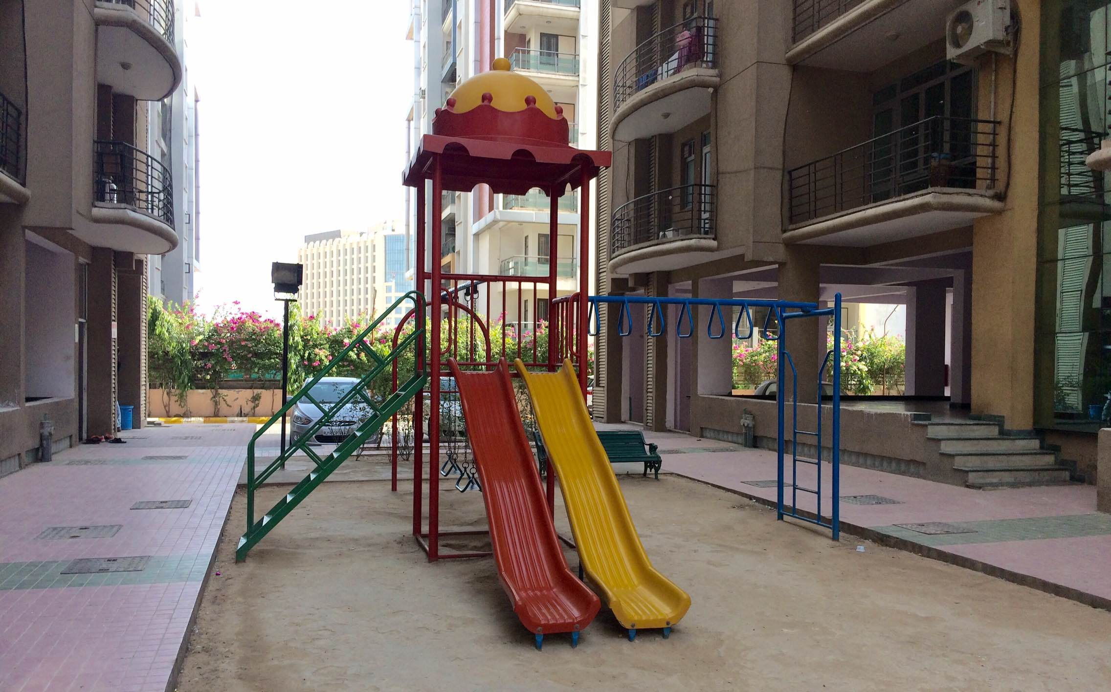G.N.Enterprises- Manufacturer of Play Ground Equipments