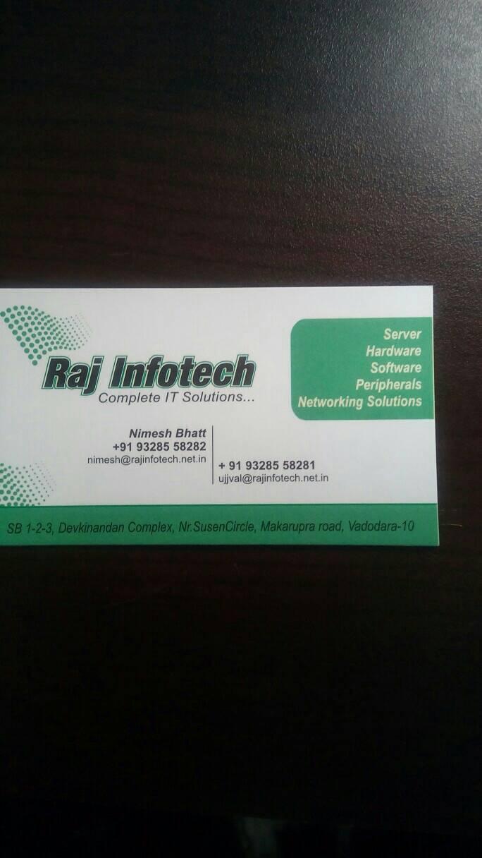 Raj Infotech