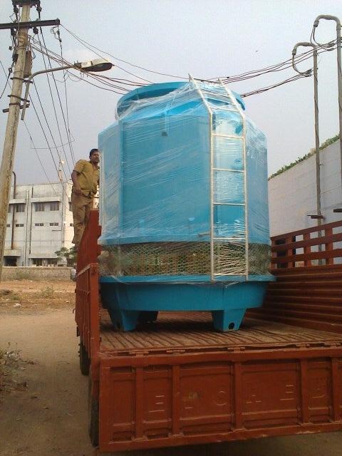 Rakshan Cooling Towe