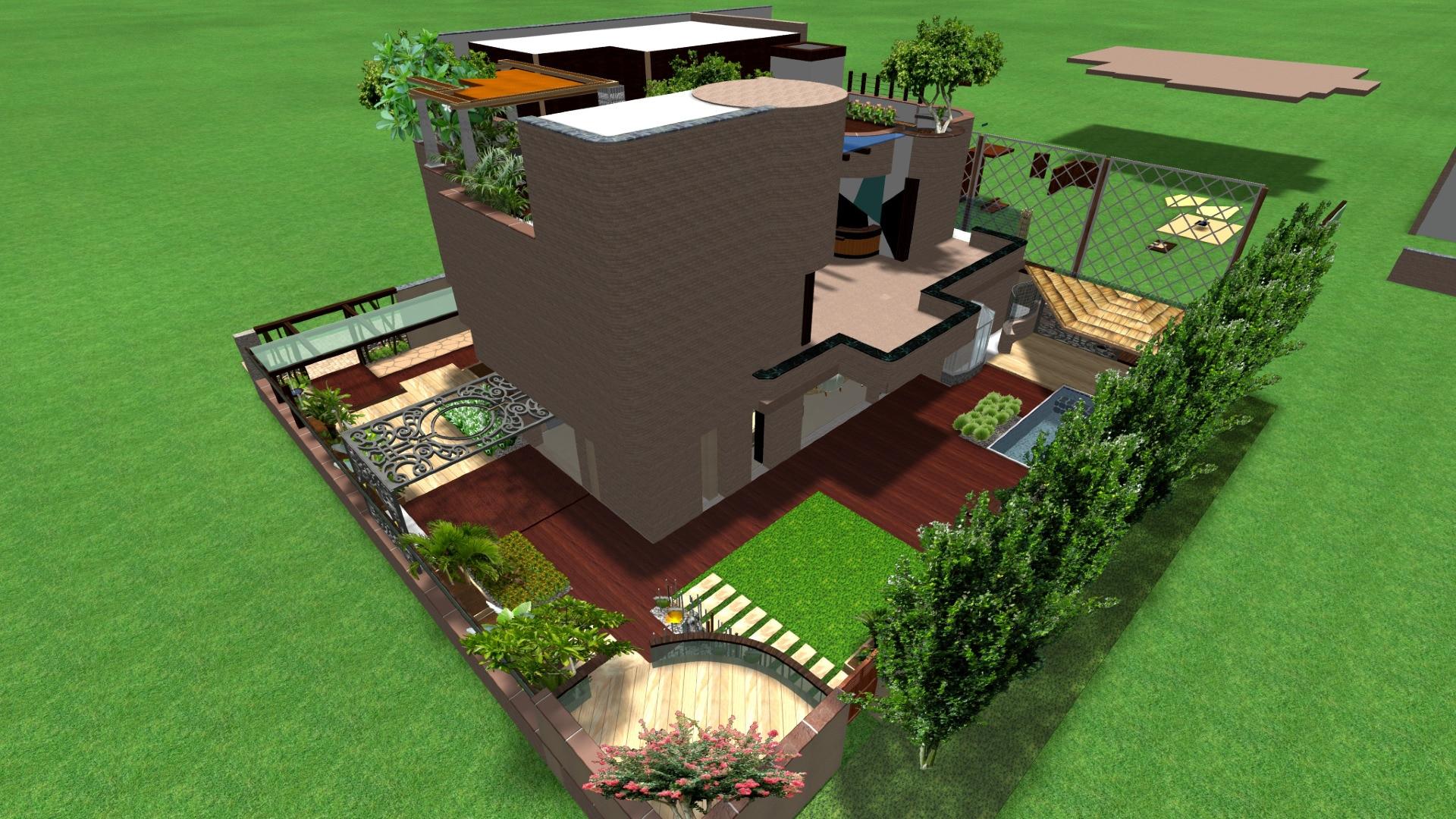 Arcane Motif - Landscape Services