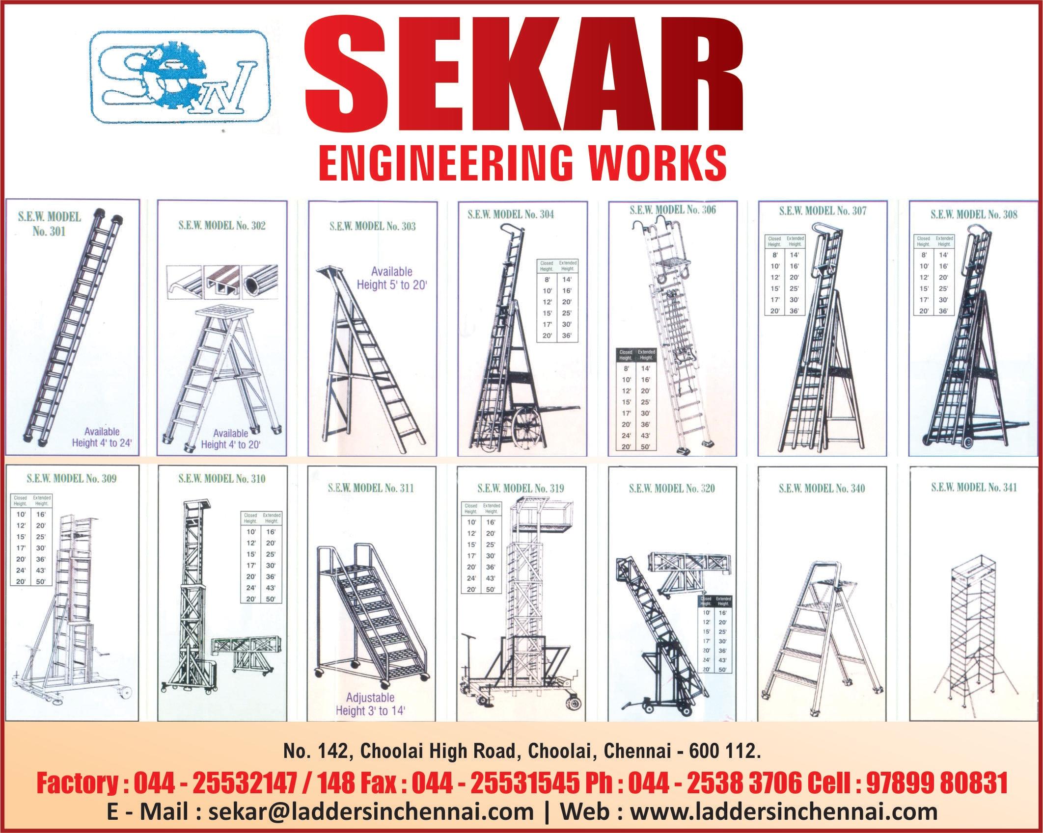 SEKAR ENGINEERING WORKS 9791034320