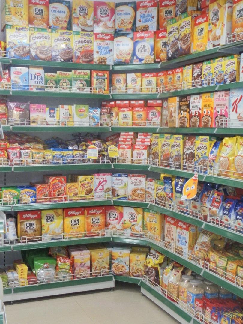 Supermarket Racks In Chennai