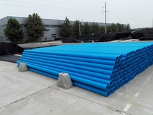 Berlia Pipes - HDPE Pipes Manufacturers