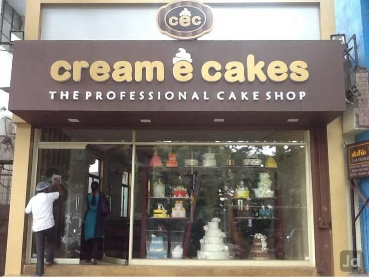 Cream e Cakes