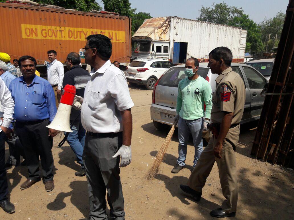 Mayapuri Industrial Welfare Association