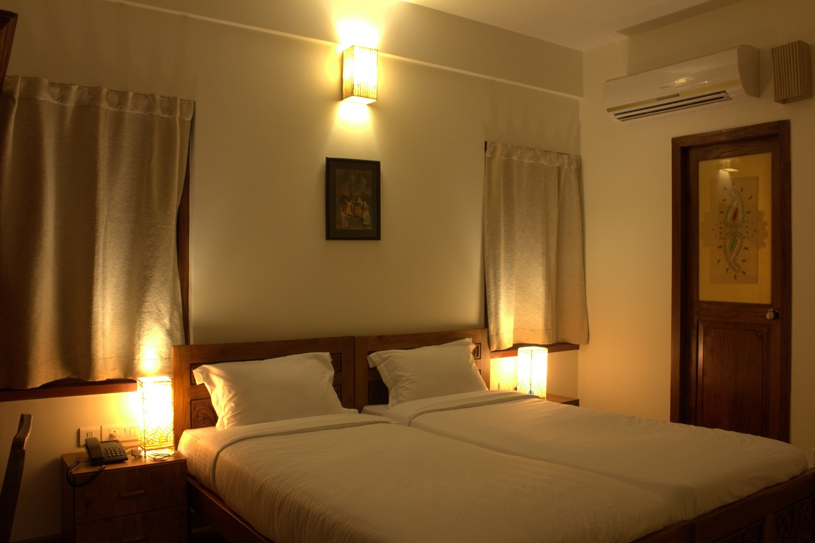NisarghaServiceApartments