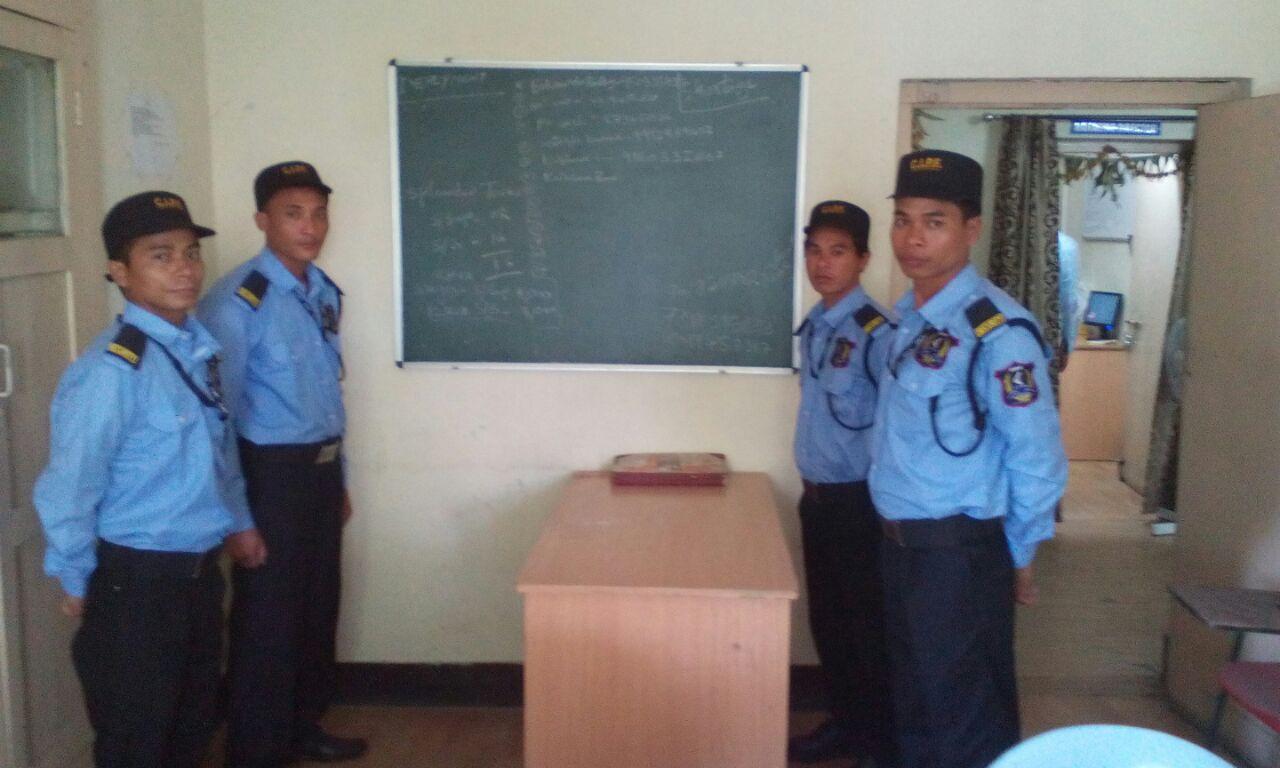 CIPF SECURITY INDIA PVT LTD.
