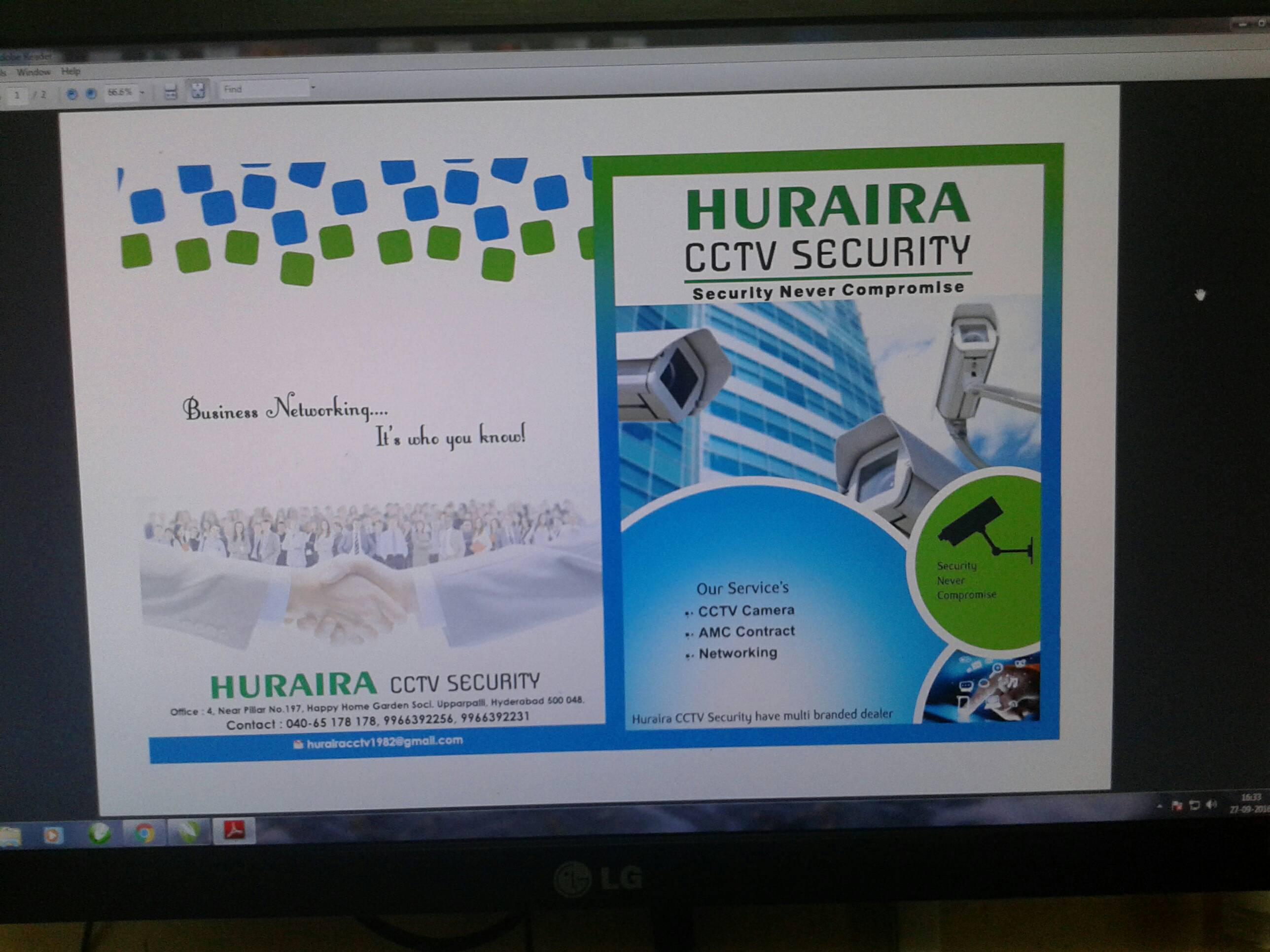 Huraira Cctv Security