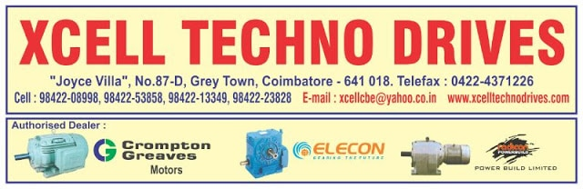 XCELL TECHNO DRIVES(9842208998)