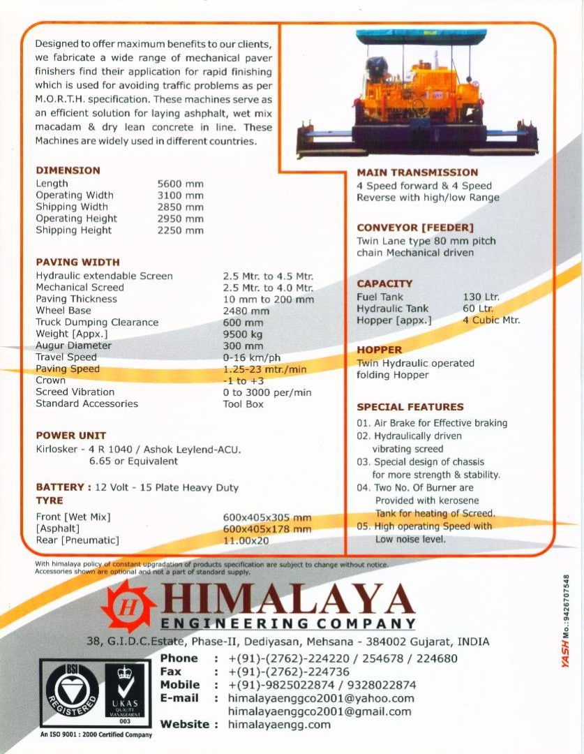 Himalaya Engineering