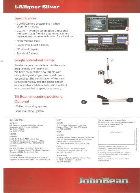 Core Automotive Equipments