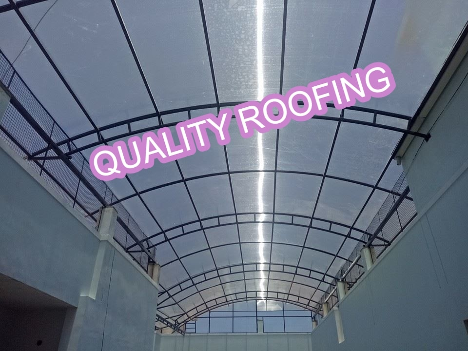 Quality Roofing Call Us @ Murali 9840401515