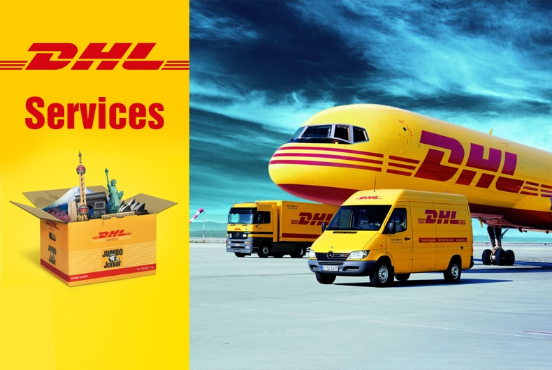 DHL COURIER || 07358