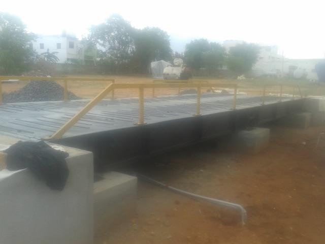 Universal Weighbridge