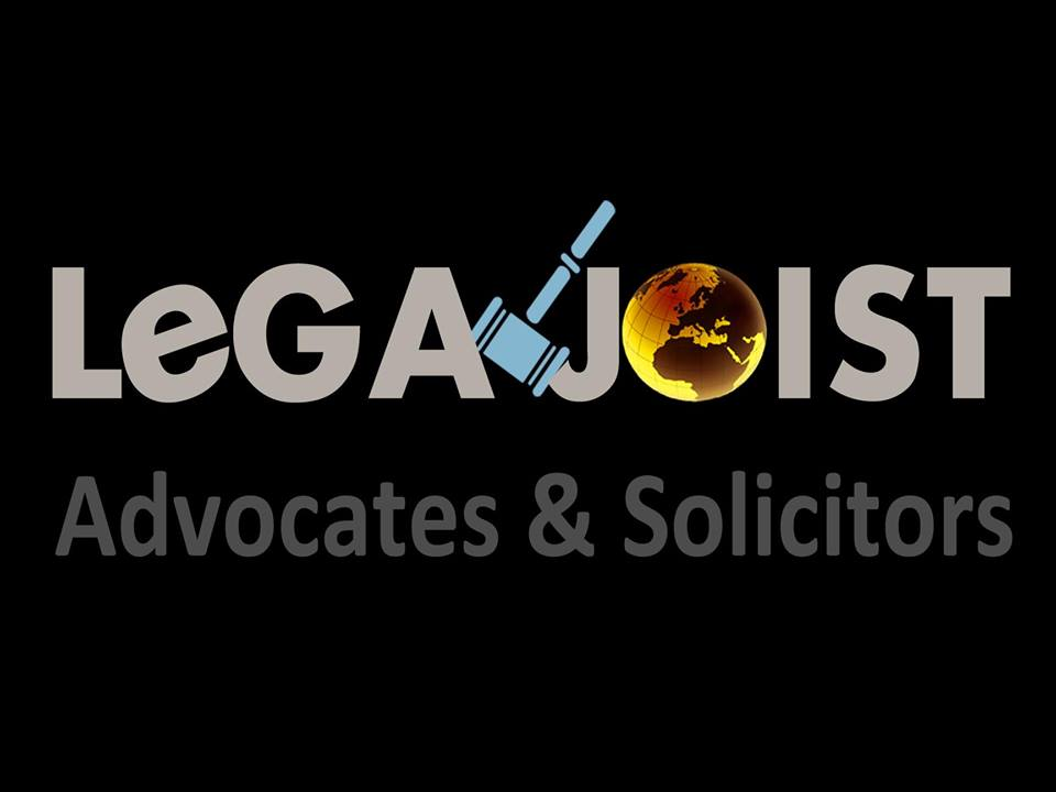 Logo of Legajoist - Corporate Law Firms Delhi - Advocates & Solicitors