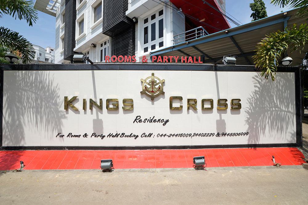 Logo of Kings Cross Residency