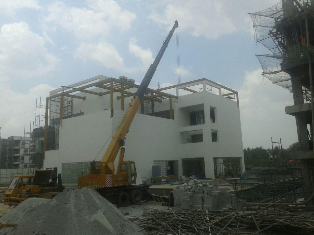 M R Crane Services