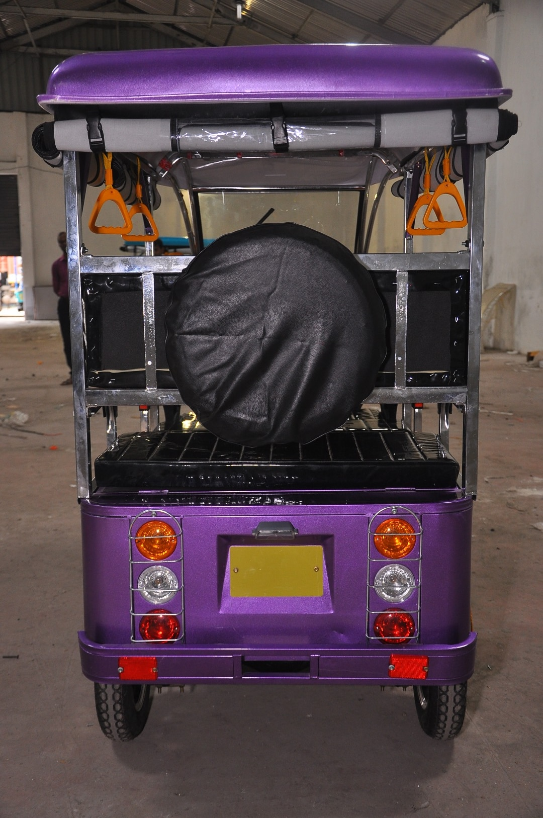 Vani Electric Vehicles Pvt Ltd