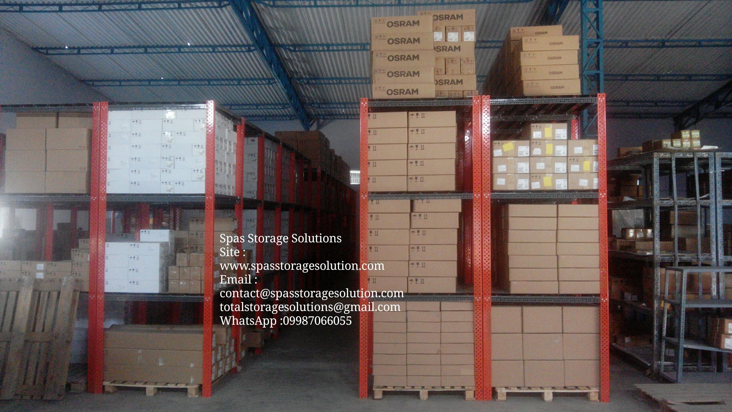 Spas Storage Solutions