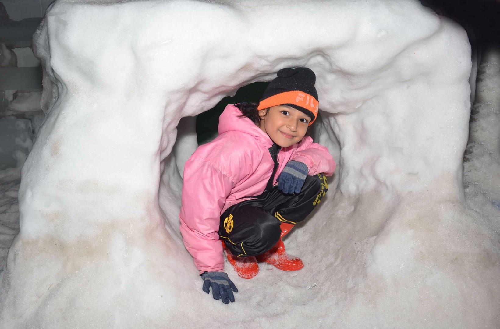 SNOW PARK    GOA        09595420781