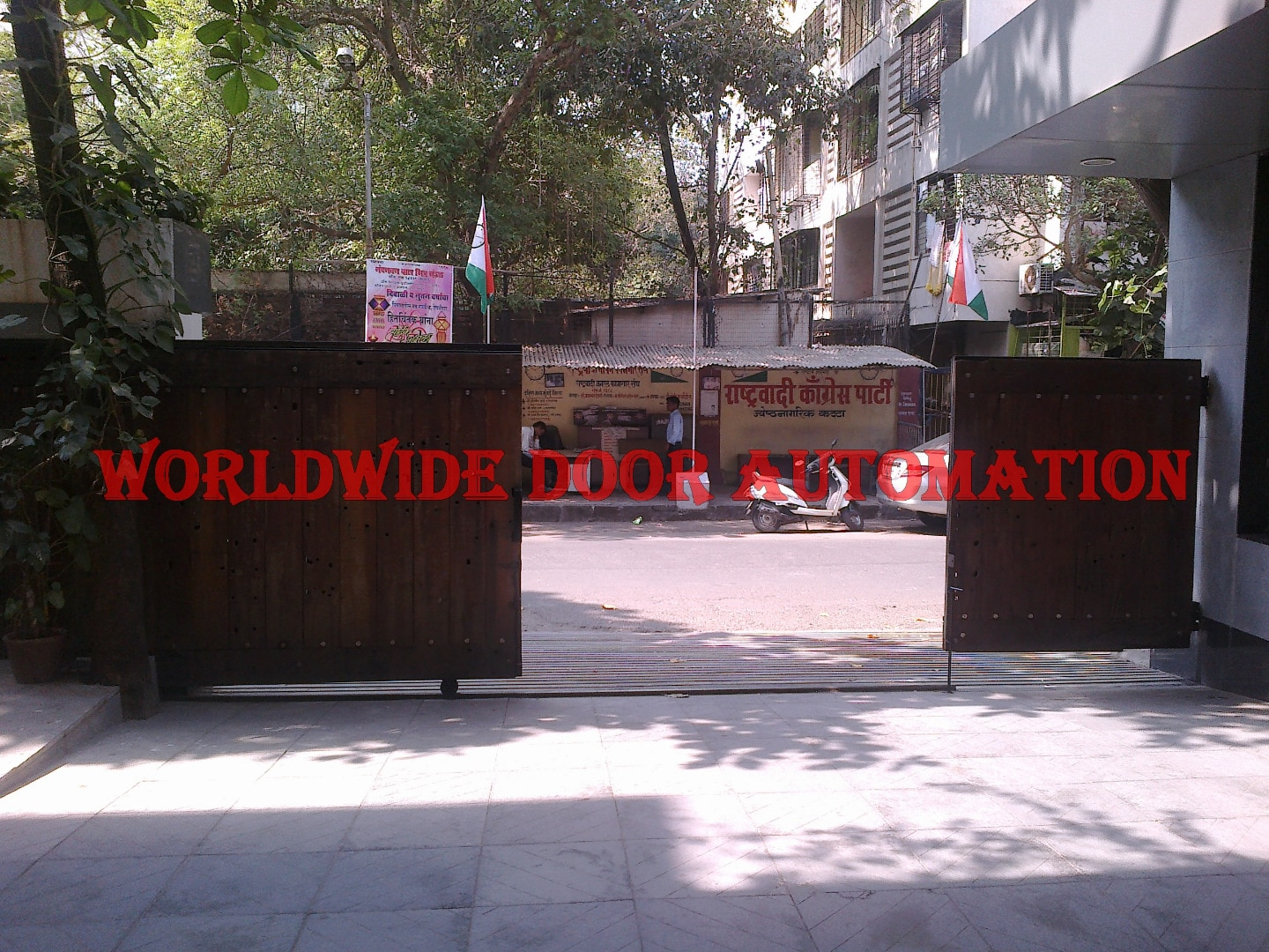 World wide Door Automation