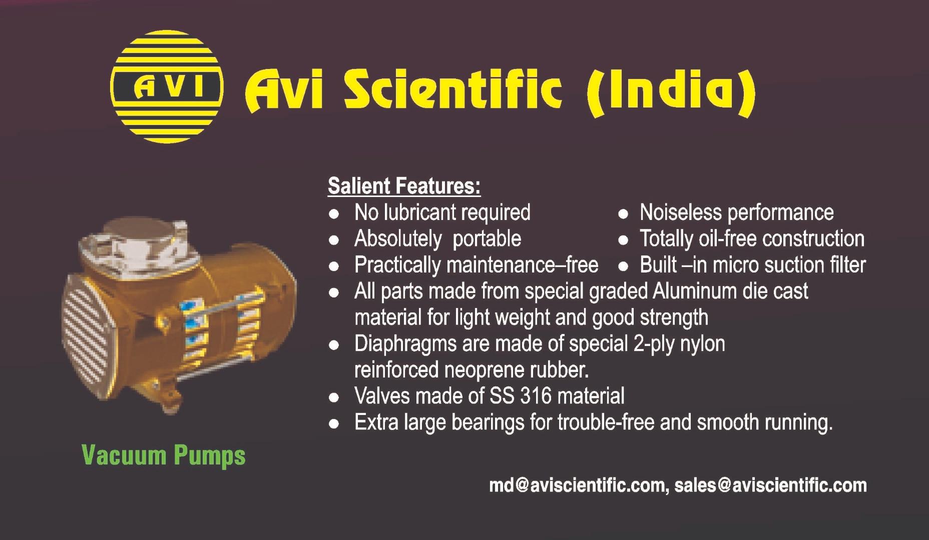 Avi Scientific India