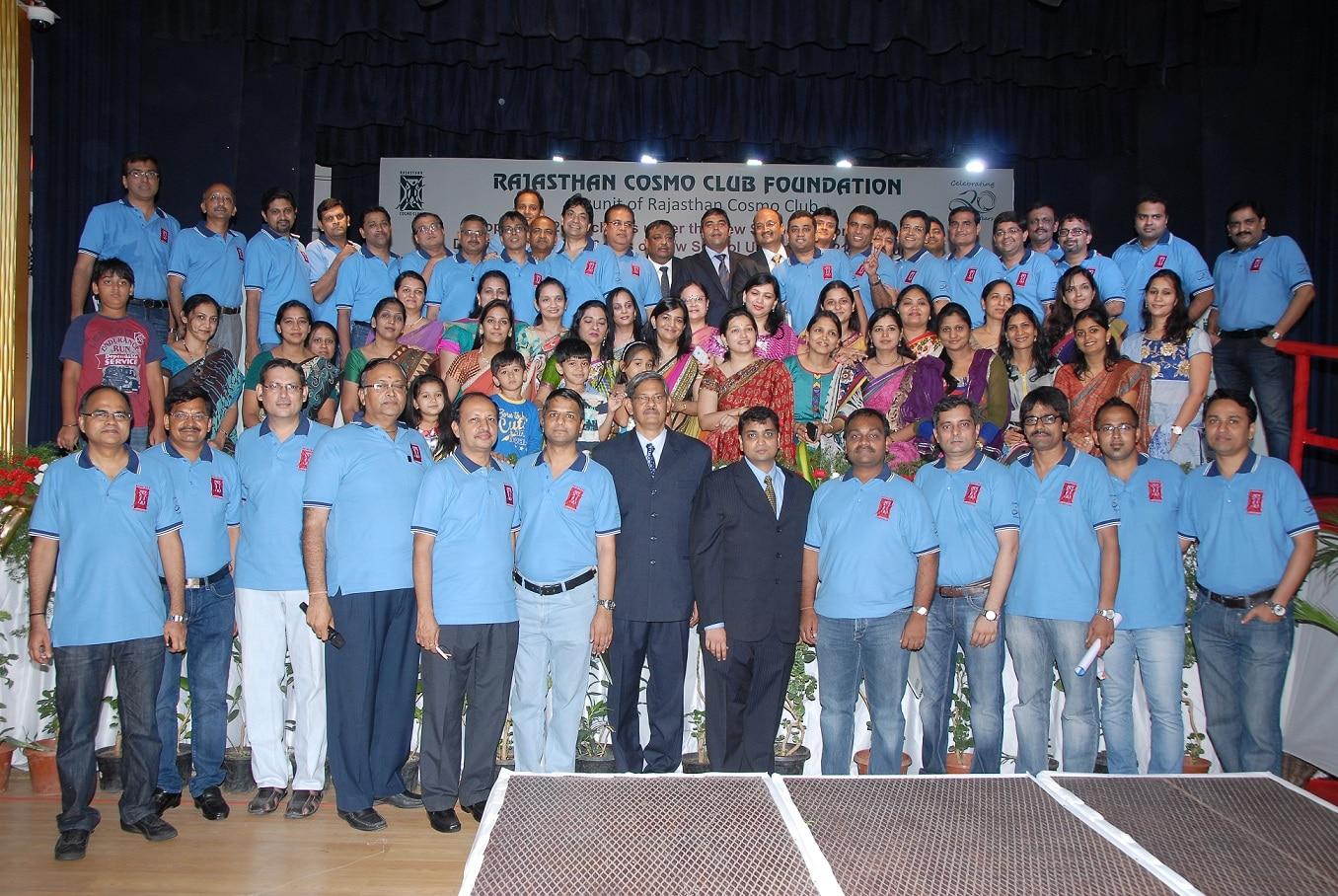 Rajasthan Cosmo Club Foundation