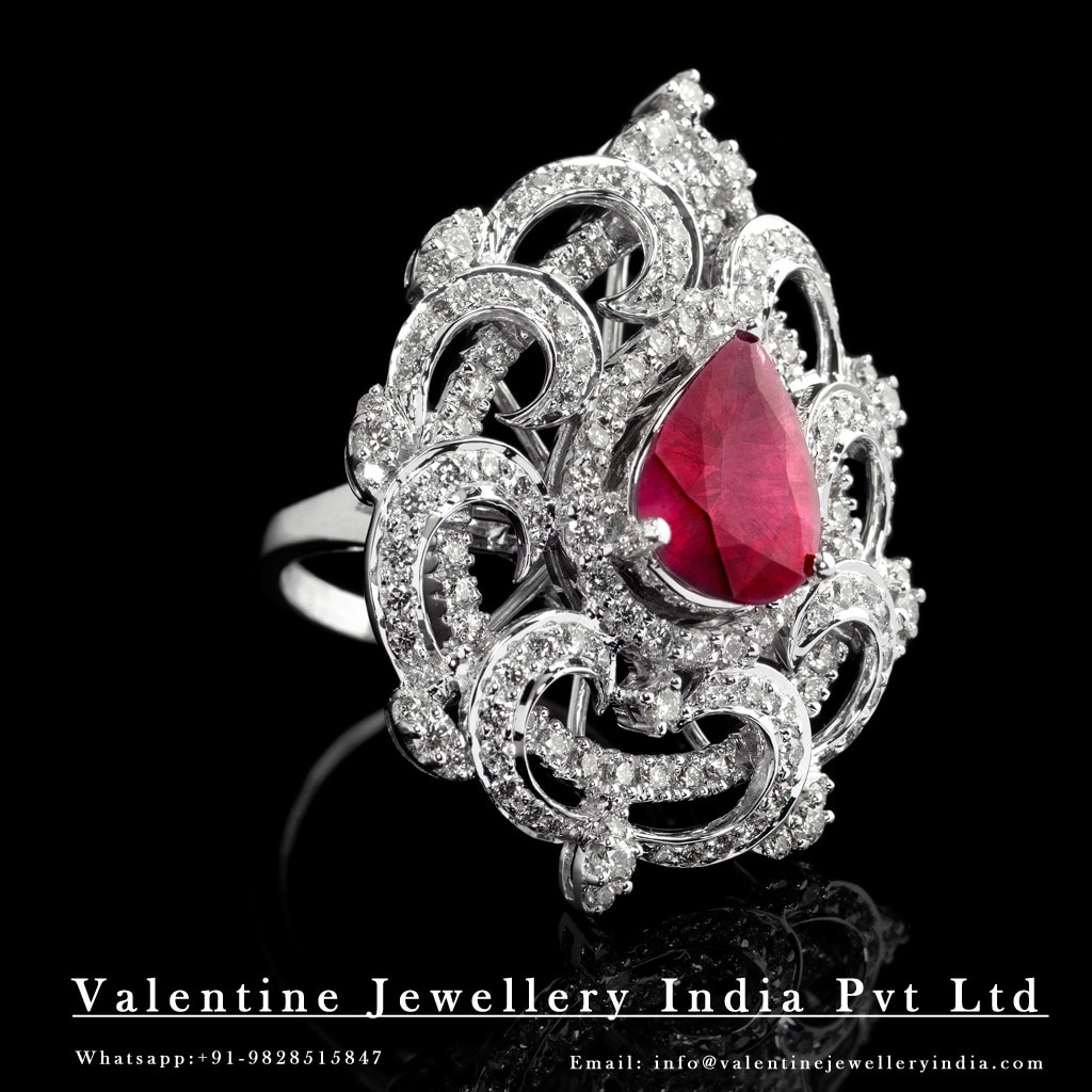 Logo of Valentine Jewellery India Pvt Ltd