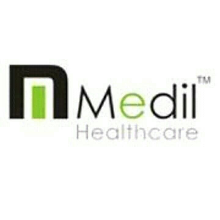Logo of Medil Healthcare