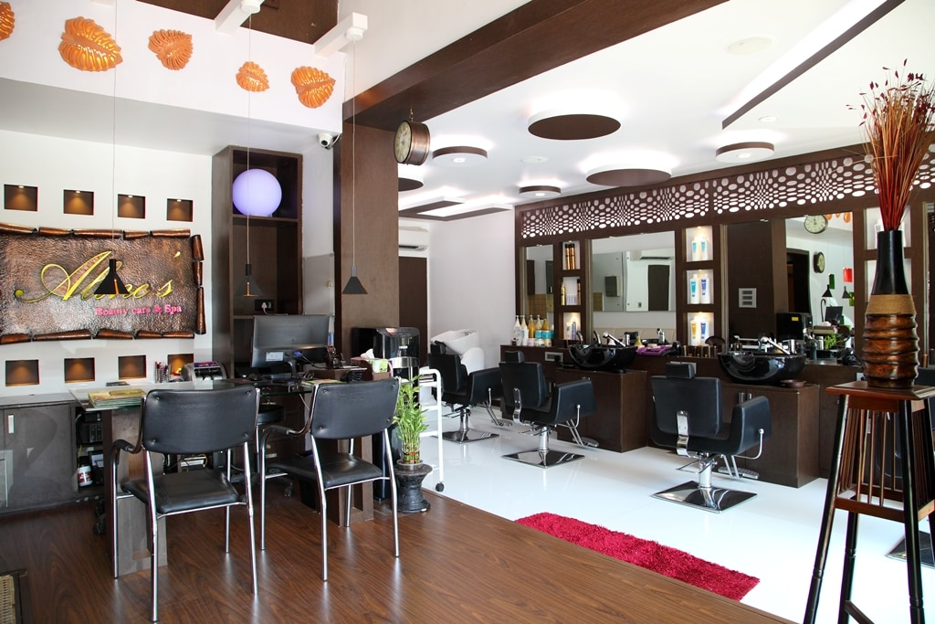 image of Aline S Beauty Care Spa Candolim