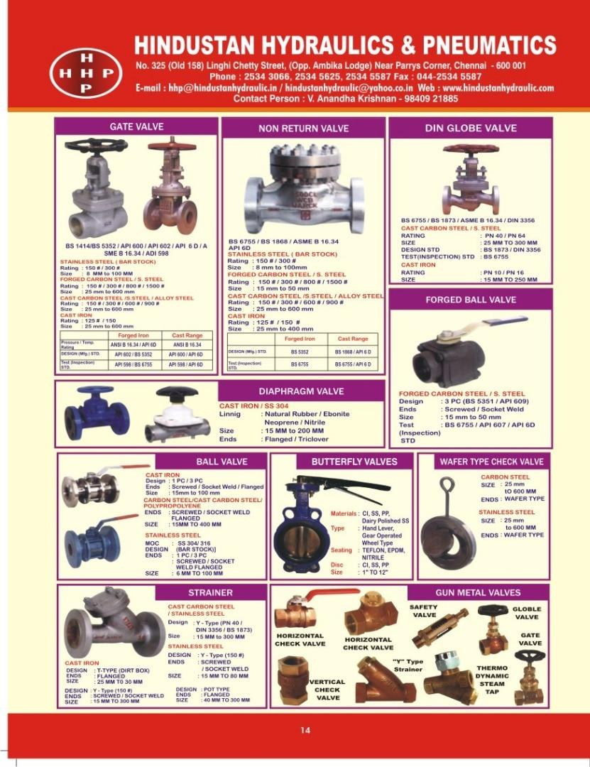 Hindustan Hydraulics