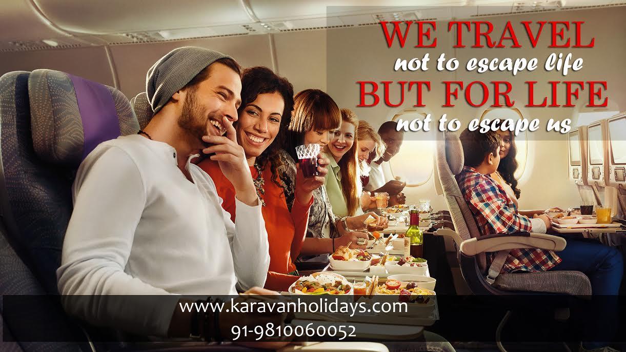 Karavan Holidays  +919810060052