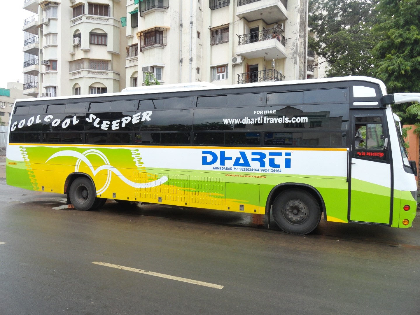 Dharti Travels