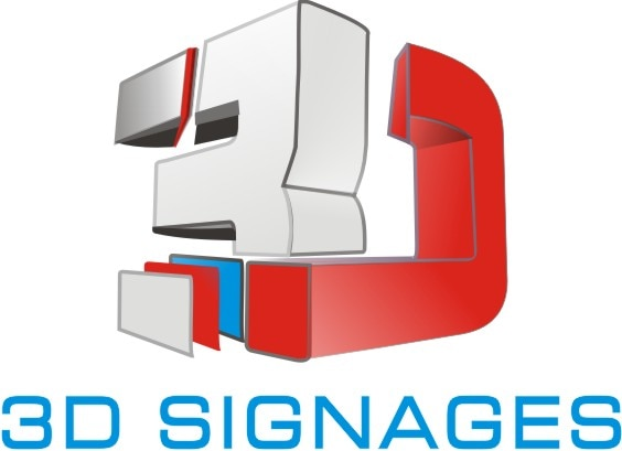 Logo of 3D Signages